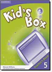 Посібник Kid's Box 5 Teacher's Book