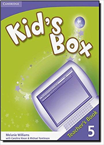 Книга для вчителя Kid's Box 5 Teacher's Book
