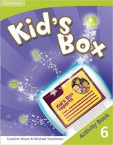 Підручник Kid's Box 6 Activity Book