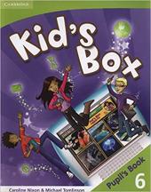 Посібник Kid's Box 6 Pupil's Book