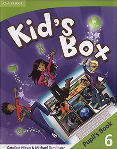 Підручник Kid's Box 6 Pupil's Book