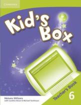 Посібник Kid's Box 6 Teacher's Book