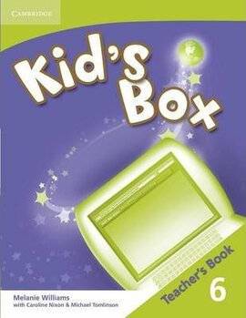 Kid's Box 6 Teacher's Book - фото книги