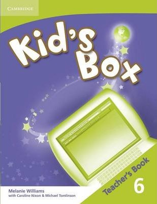 Книга для вчителя Kid's Box 6 Teacher's Book