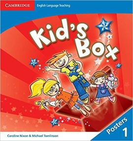 Kid's Box Level 1 Posters - фото книги