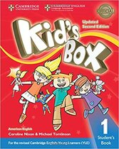 Посібник Kid's Box Level 1 Student's Book American English