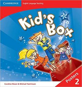 Kid's Box Level 2 Posters - фото книги