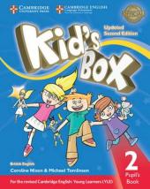 Kid's Box Level 2 Pupil's Book British English - фото обкладинки книги