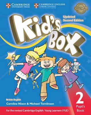 Посібник Kid's Box Level 2 Pupil's Book British English