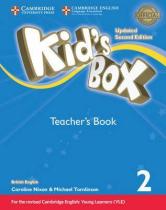 Книга для вчителя Kid's Box Level 2 Teacher's Book British English
