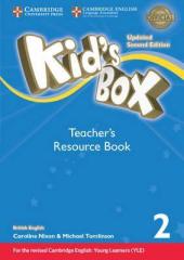 Kid's Box Level 2 Teacher's Resource Book with Online Audio British English - фото обкладинки книги