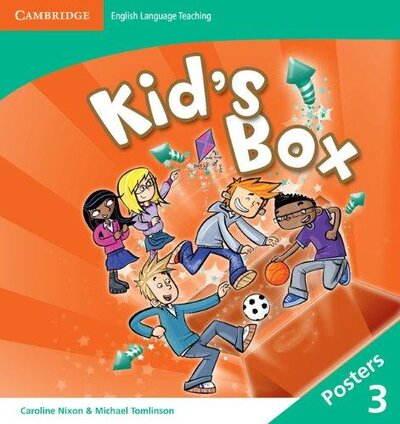 Посібник Kid's Box Level 3 Posters