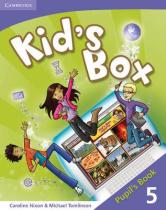 Kid's Box Level 5 Pupil's Book