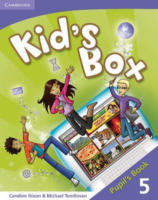 Підручник Kid's Box Level 5 Pupil's Book