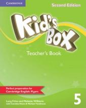 Kid's Box Level 5 Teacher's Book - фото обкладинки книги