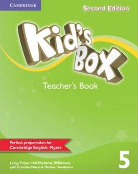 Kid's Box Level 5 Teacher's Book - фото книги
