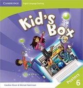 Аудіодиск Kid's Box Level 6 Posters