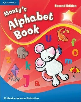 Kid's Box Levels 1-2 Monty's Alphabet Book - фото книги