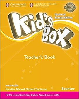 Kid's Box Starter Teacher's Book British English (2nd Edition) - фото книги