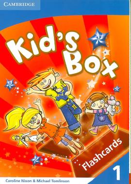Kid's Box Vocabulary Cards - фото книги