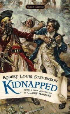 Kidnapped - фото книги