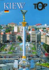 Kiew. ТОР-10. Німецькою мовою - фото обкладинки книги
