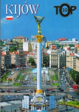 Kijow. ТОР-10. Польською мовою - фото книги