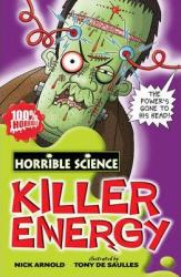 Killer Energy - фото обкладинки книги