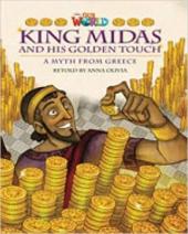 King Midas and His Golden Touch - фото обкладинки книги