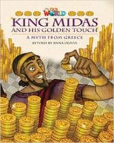 Робочий зошит King Midas and His Golden Touch