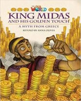 Посібник King Midas and His Golden Touch