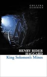 King Solomon's Mines - фото обкладинки книги