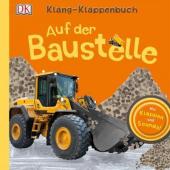 Klang-Klappenbuch. Auf der Baustelle - фото обкладинки книги