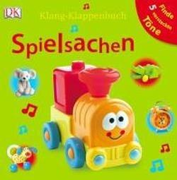 Klang-Klappenbuch. Spielsachen - фото книги