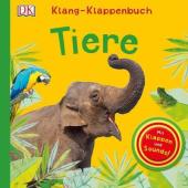 Klang-Klappenbuch. Tiere - фото обкладинки книги