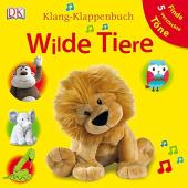 Klang-Klappenbuch. Wilde Tiere - фото обкладинки книги