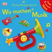 Klang-Klappenbuch. Wir machen Musik - фото обкладинки книги