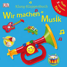 Klang-Klappenbuch. Wir machen Musik - фото книги