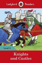 Knights and Castles - Ladybird Readers Level 4 - фото обкладинки книги