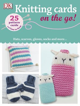 Knitting Cards On The Go! - фото книги