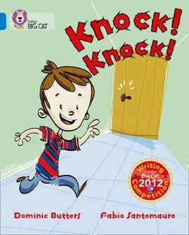 Knock! Knock! - фото книги