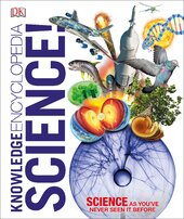 Knowledge Encyclopedia Science! - фото обкладинки книги