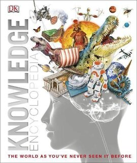 Knowledge Encyclopedia: The World as You've Never Seen it Before - фото книги