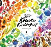 Книга кольорів - фото обкладинки книги