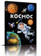 Космос. 75 віконець - фото обкладинки книги
