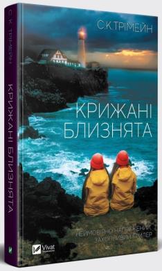 Крижані близнята - фото книги