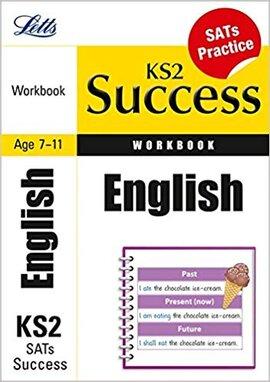 KS2 English Workbook - фото книги