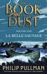 La Belle Sauvage: The Book of Dust Volume One - фото обкладинки книги