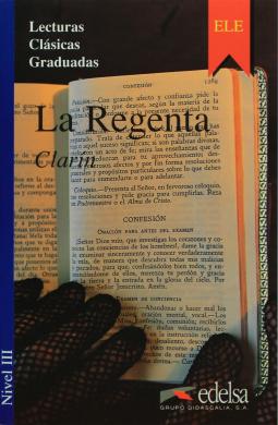 La Regenta 1 - фото книги