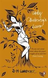 Lady Chatterley's Lover - фото обкладинки книги
